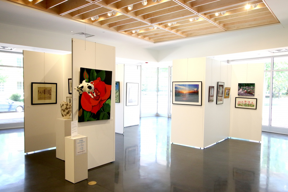 WCAC Members Show in Stryker Center