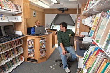 WRL Mobile Library