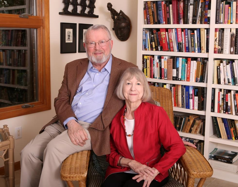 Louis and Carolyn Weeks