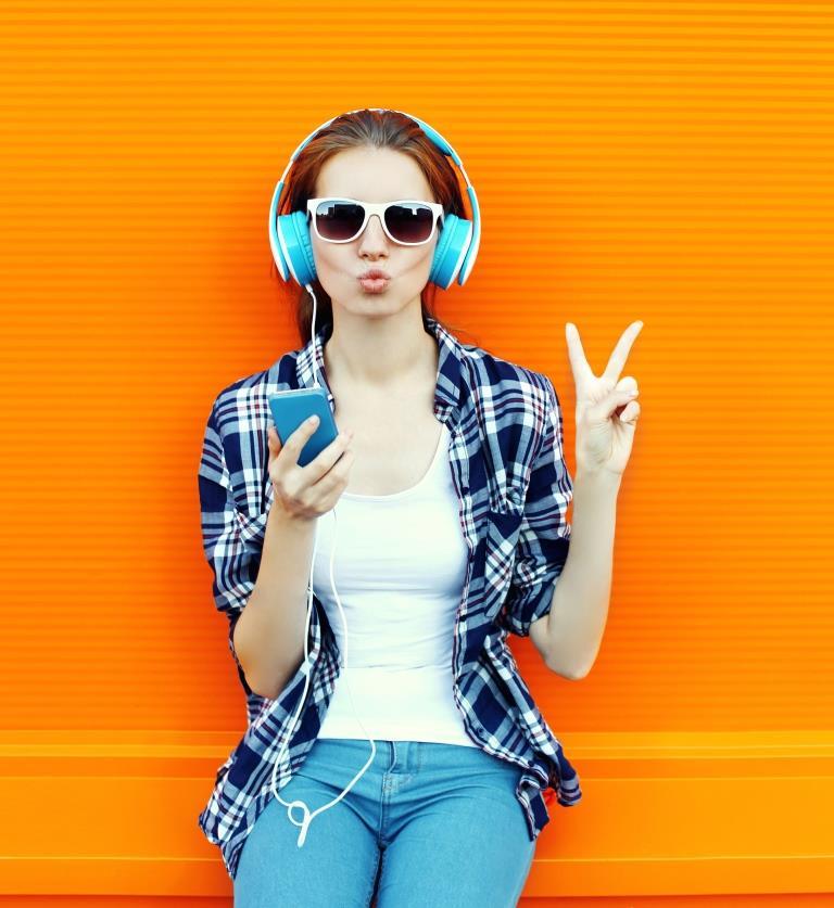 teen headphones ipod