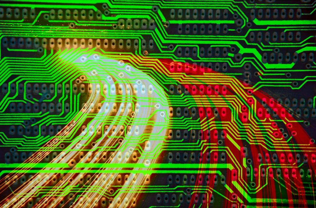 coomputer circuit board