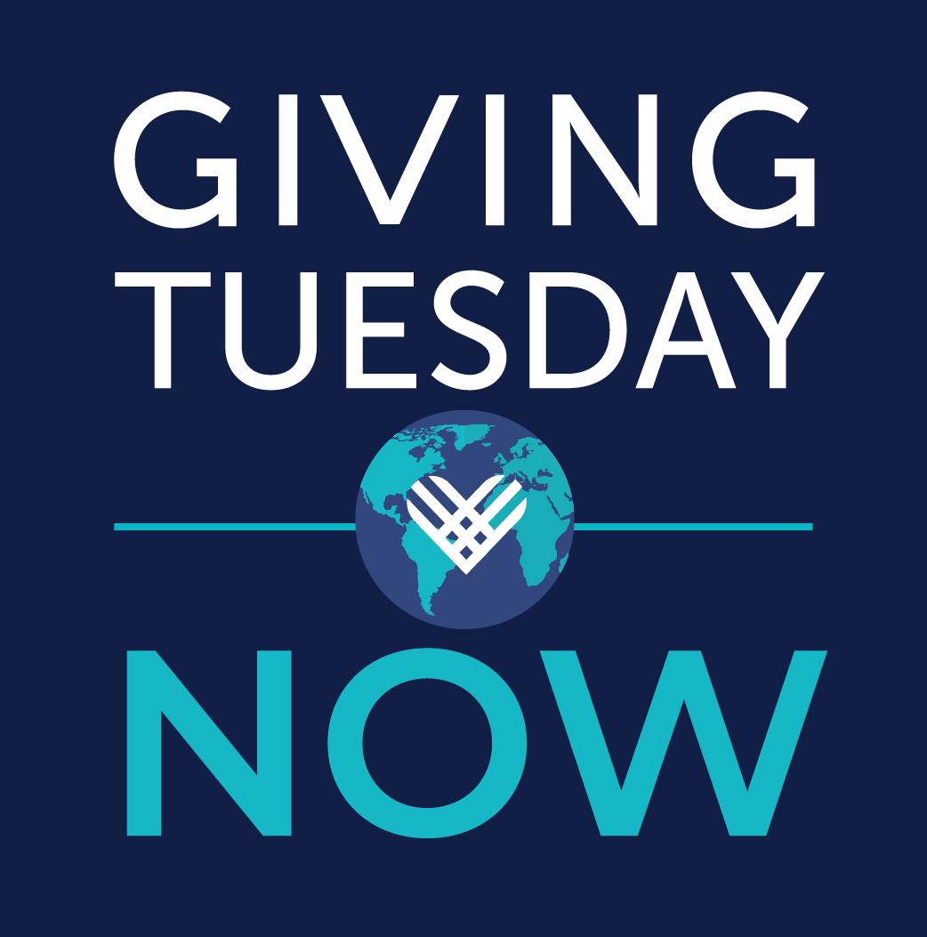 Giving Tuesday Now Logo