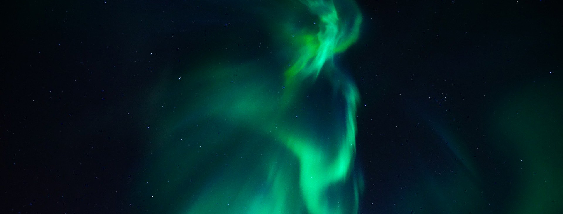 Flash of Green Light