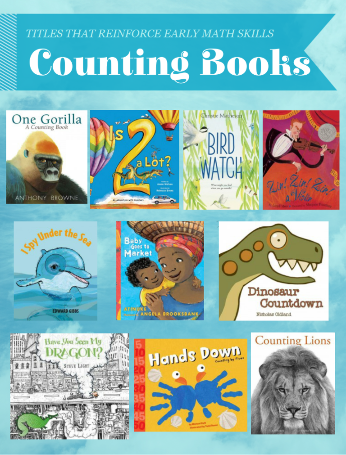 counting books flyer