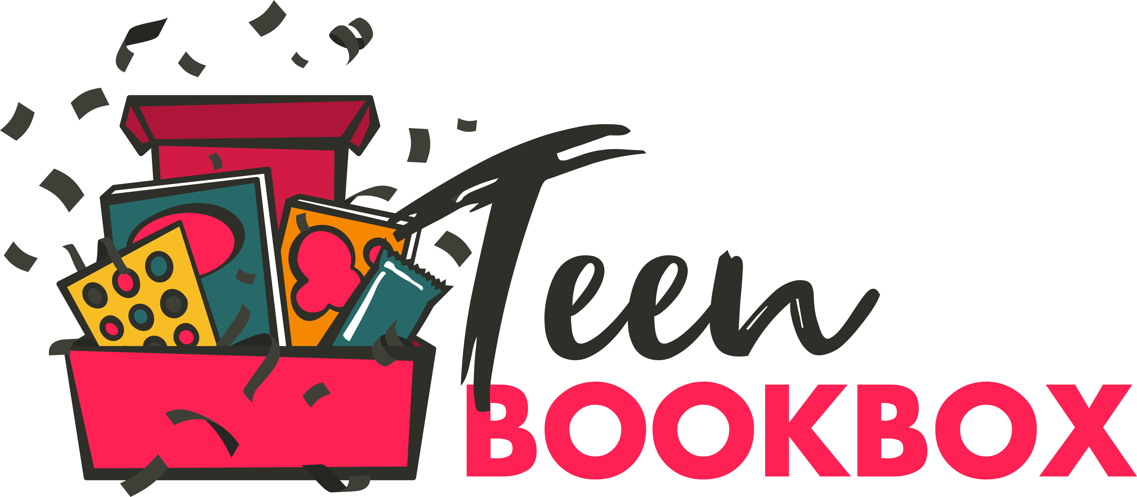 Teen Book box Logo