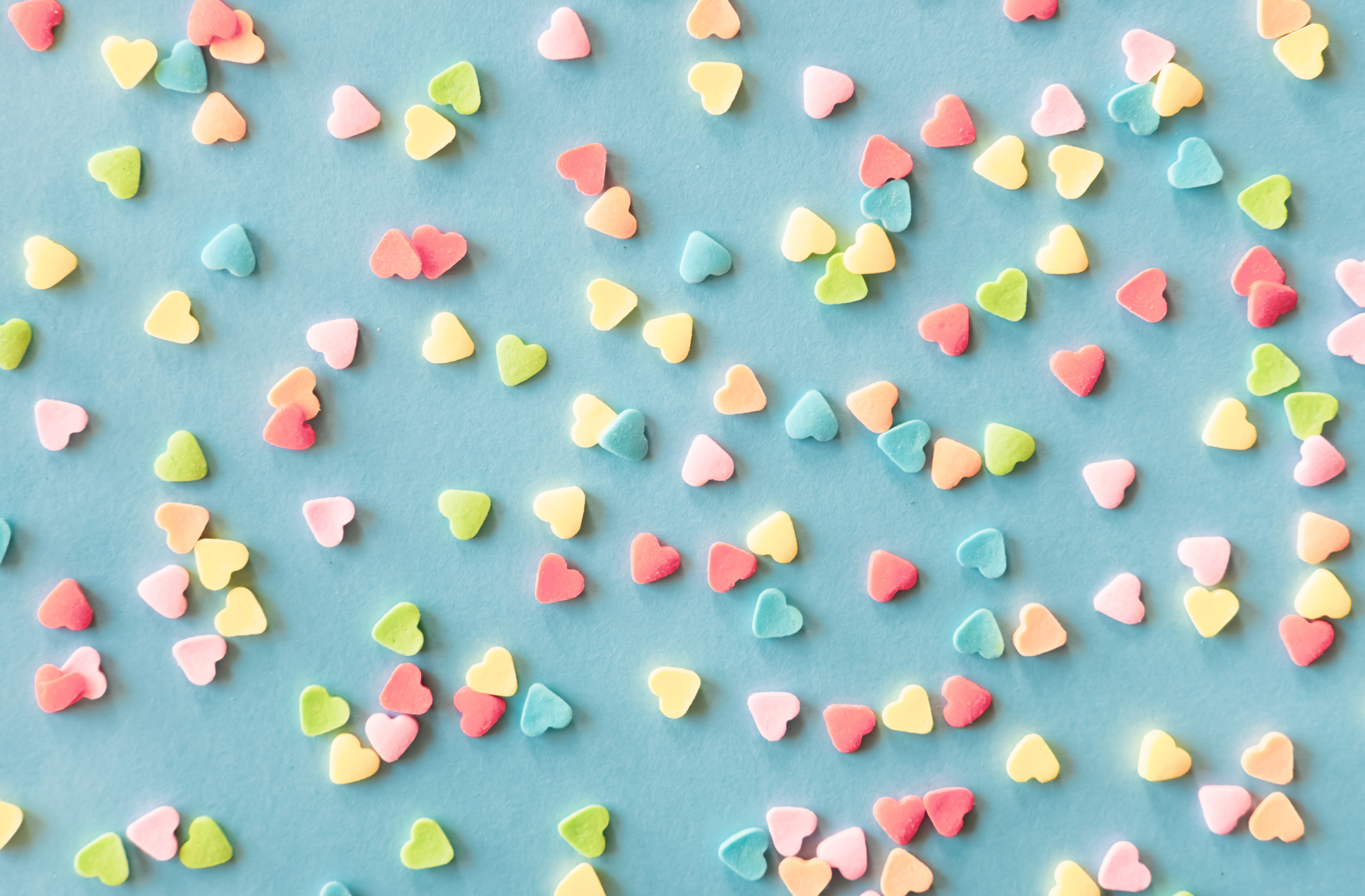 Candy Heart Sprinkles