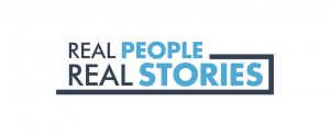 Real People Real Stories Book Group Logo
