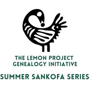 Summer Sankofa Series Logo