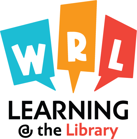 Learning @ the Library logo